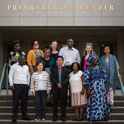 The 2019 PCUSA International Peacemakers