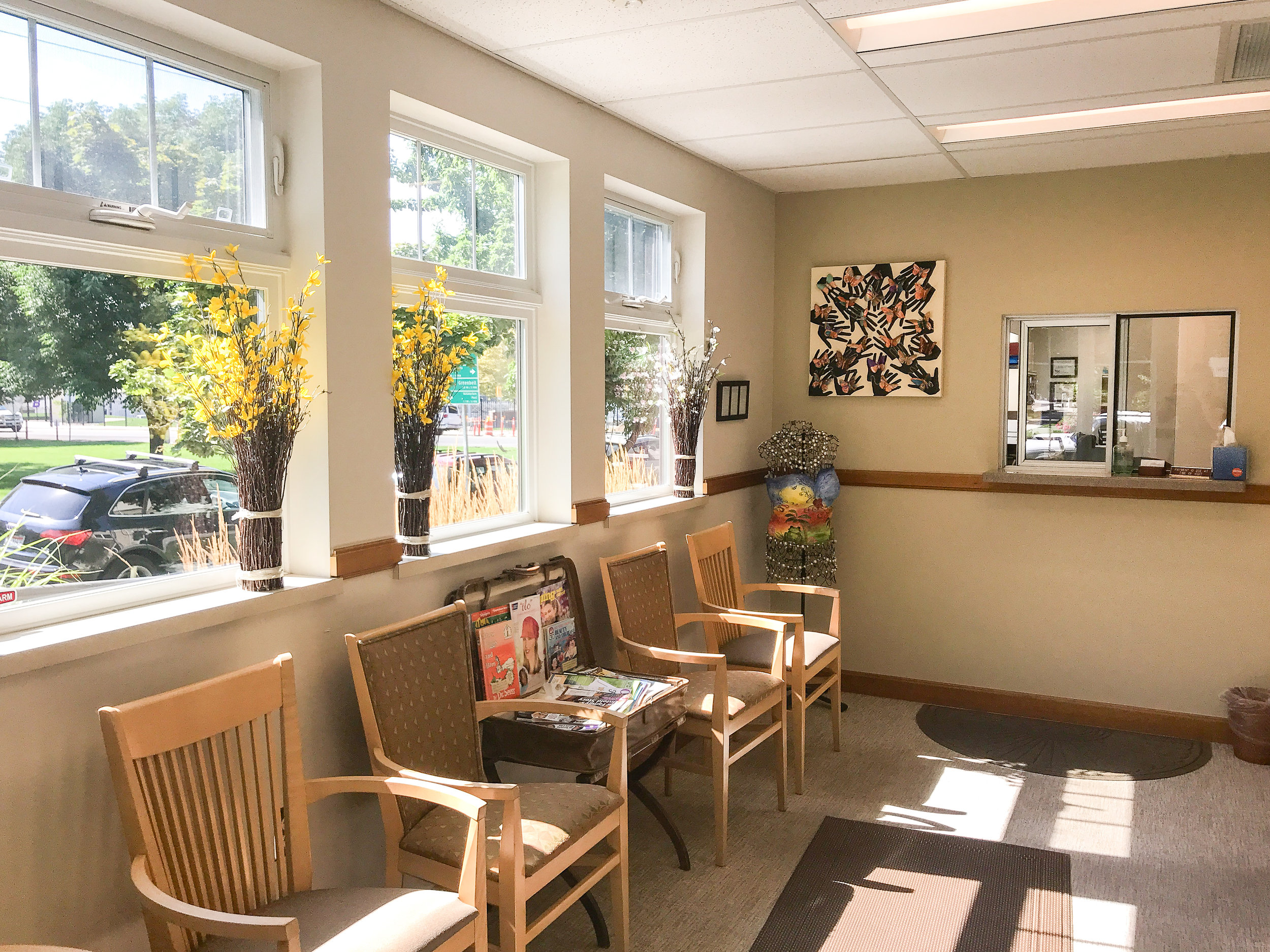 Interested in an appointment? - Please click below to see new patient opportunities - be sure to read through all the material before calling to schedule your appointment!