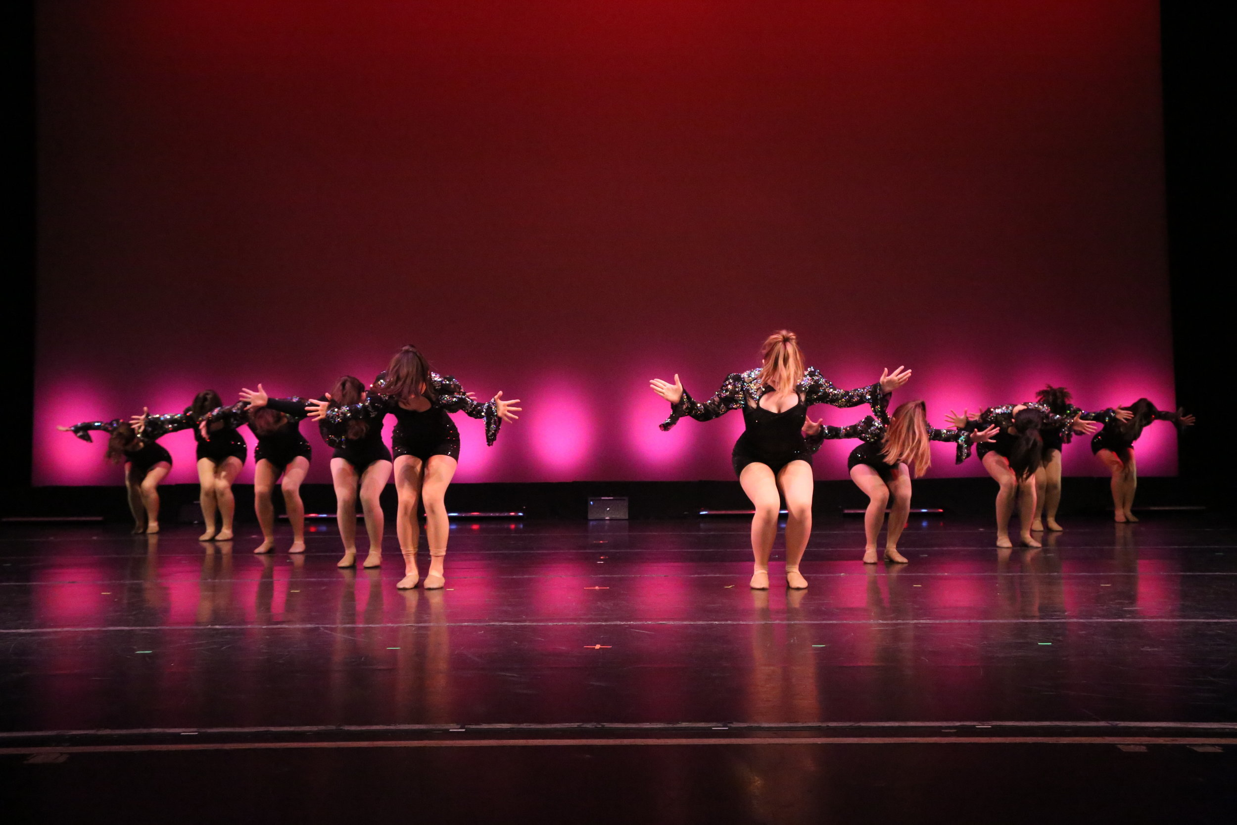 The primary purpose of our annual Dance Production is to give our students the ultimate and complete experience they deserve. -