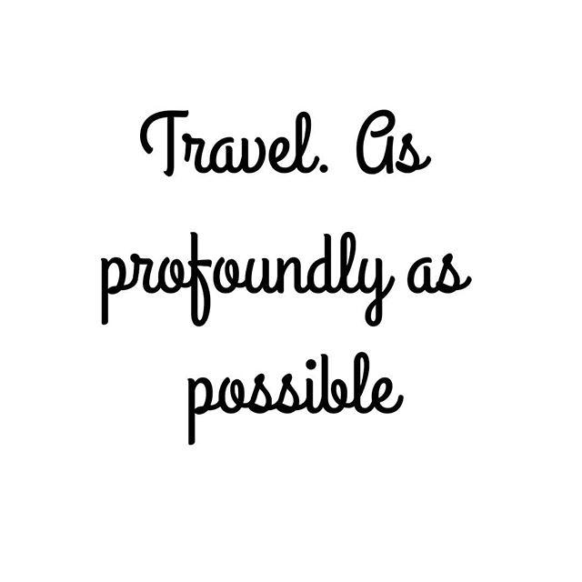 Always. Always. Always. 🛫🌏⛰