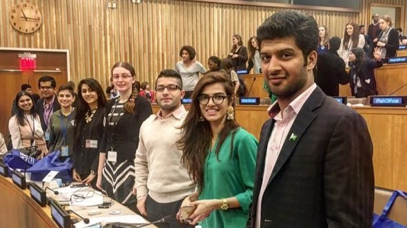 APF attended the 60th Commission on the Status of Women (CSW) Youth Forum at the United Nations.