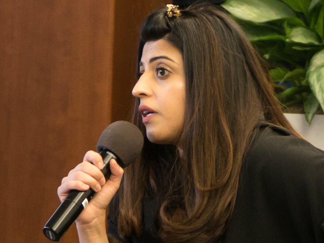 Prior to joining the APF Board of Directors, Ameena Zia was a member of ELS. She utilized the ELS platform to incubate an idea to develop a platform for Pakistani NGOs and issues at the United Nations. That idea transformed into the APF United Nations Initiative, one of the Foundation's signature programs.