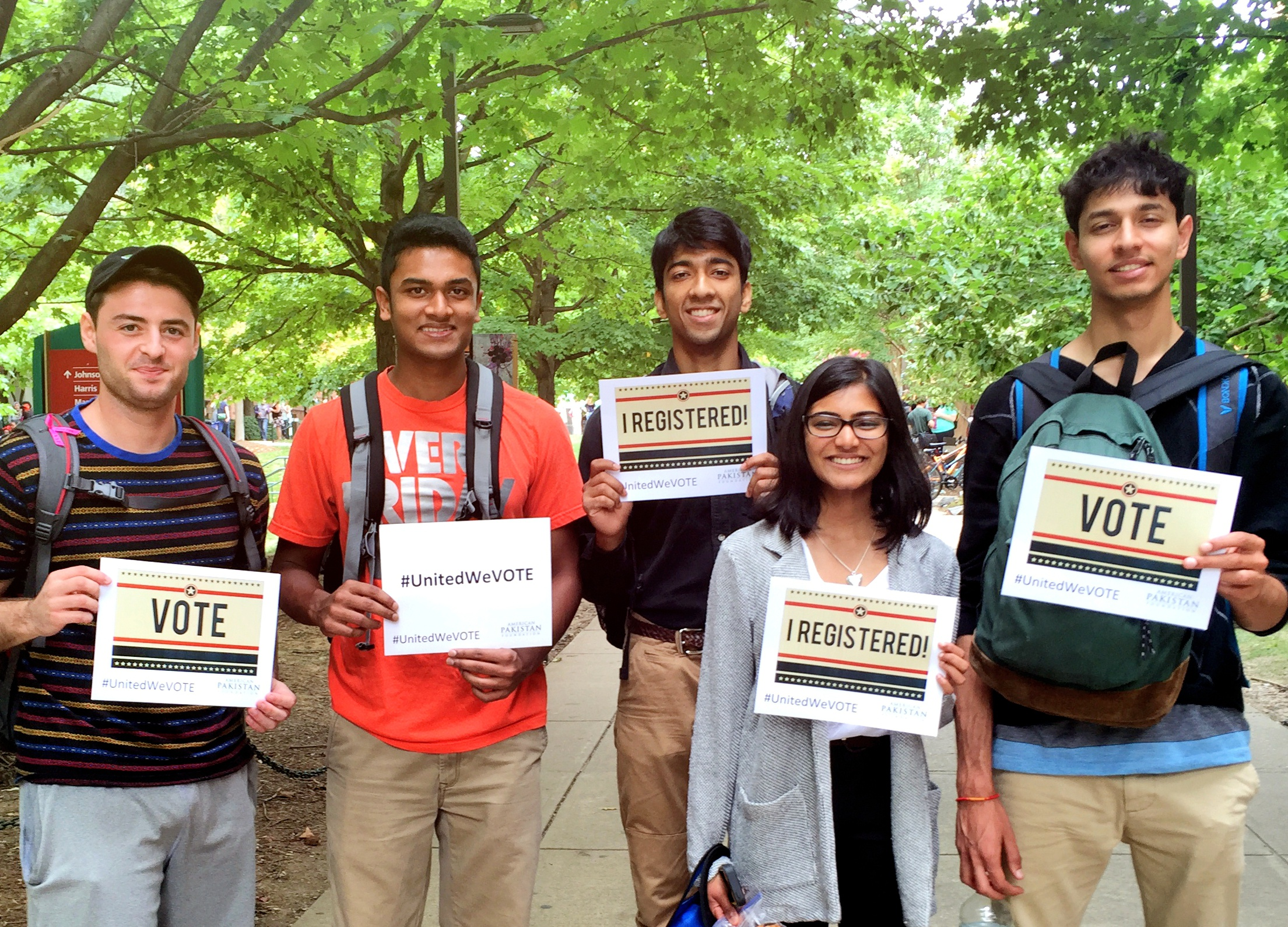 ELS leaders organized voter education drives throughout New York City.