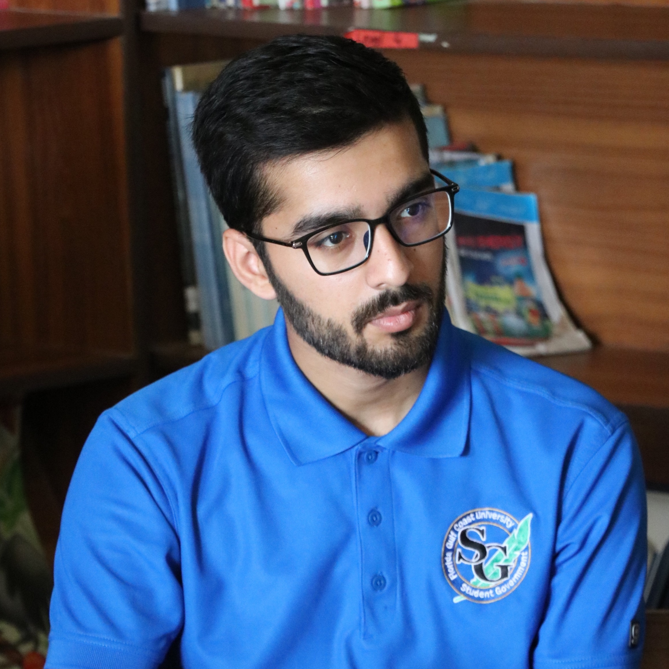 2018 APF Fellow Uzair Iqbal