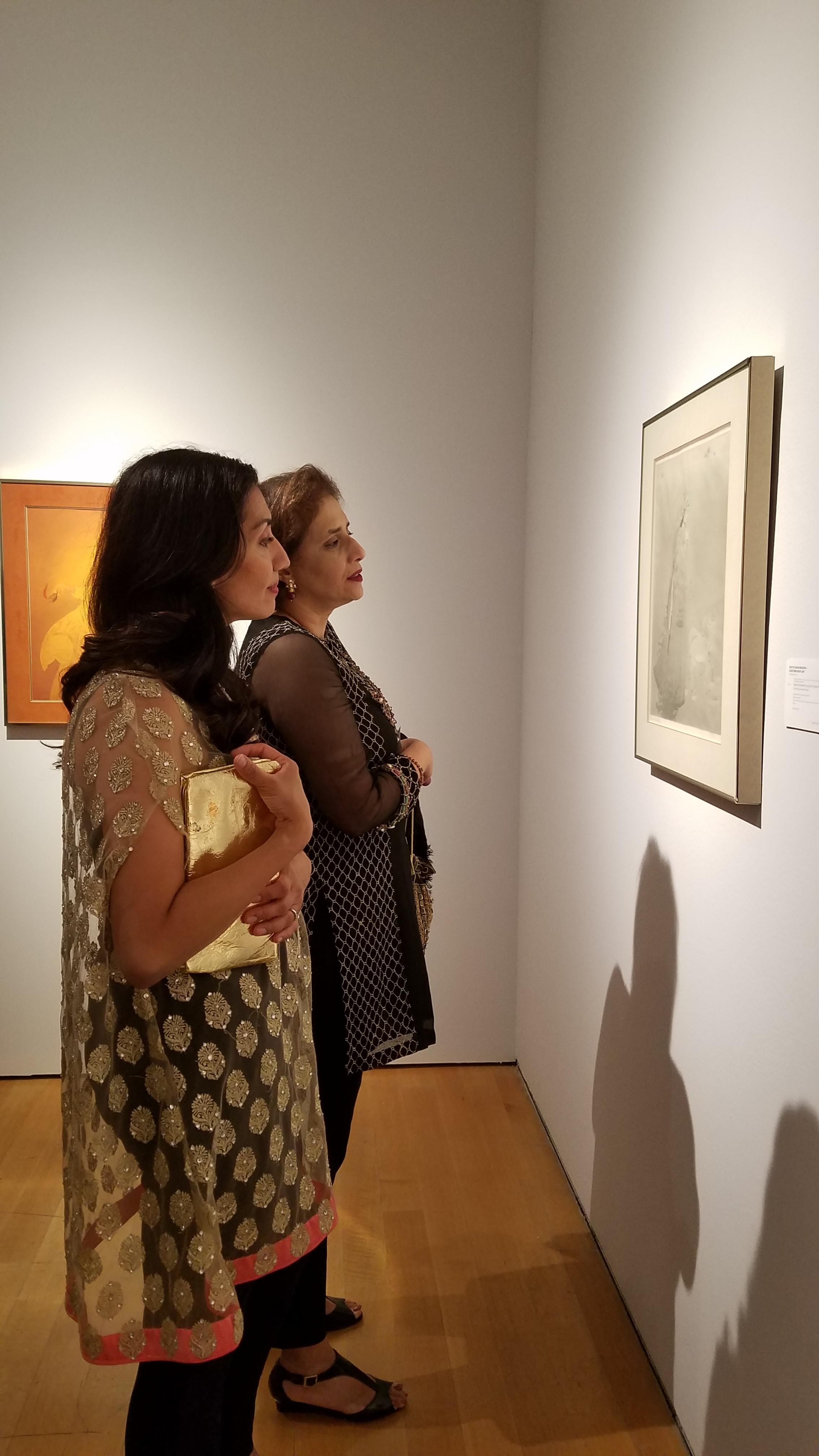 Christie's Auction House Features Pakistani Art