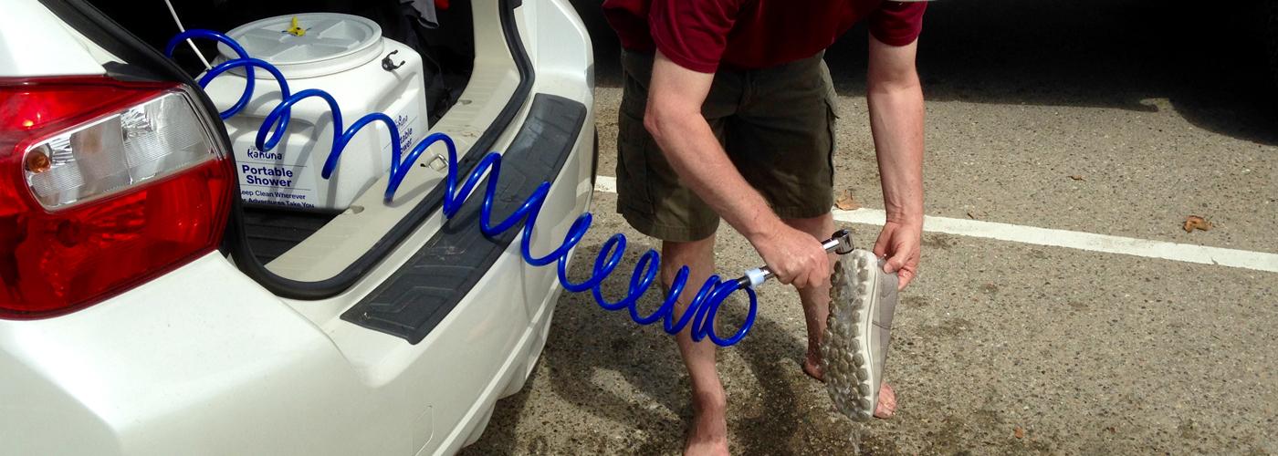 4.7 Gallon Big Kahuna at the beach in Ventura, CA