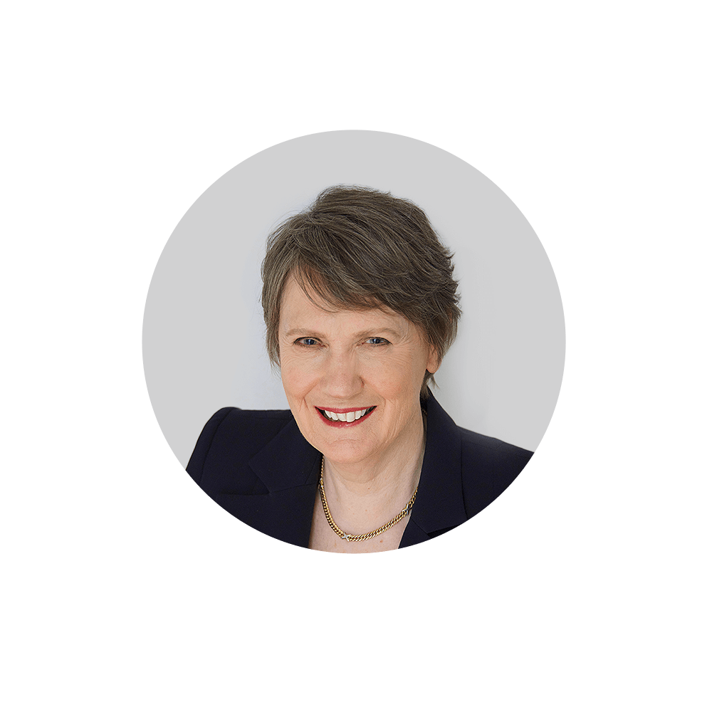This initiative will help raise the standard of debate on issues that matter most to New Zealanders, provide access to an extraordinary global network and enable current and future New Zealand leaders to contribute to new ideas on a world stage. - — The Rt. Hon. Helen Clark, ONZ SSI PC