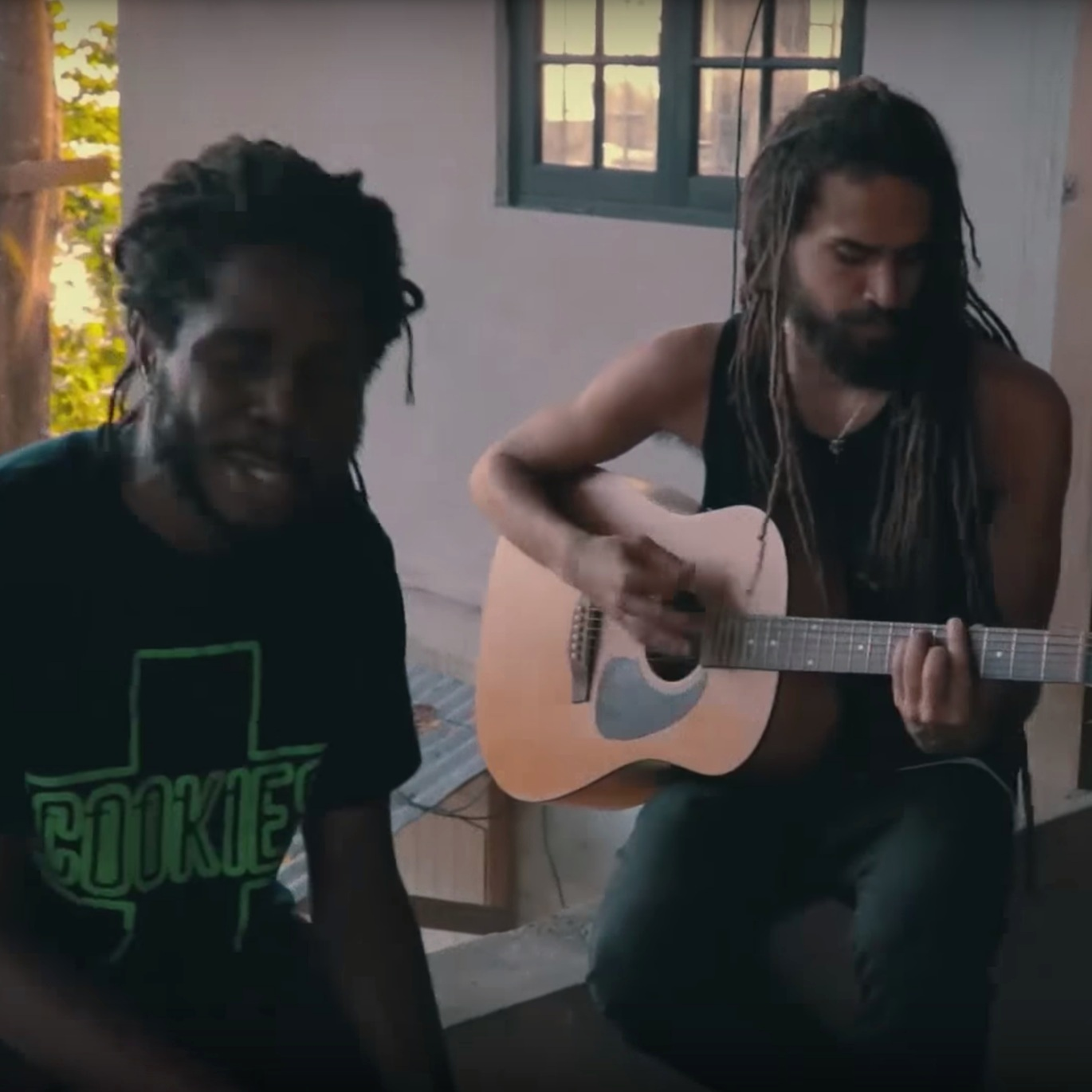 VICTORY (ACOUSTIC VIBES) feat. Chronixx -
