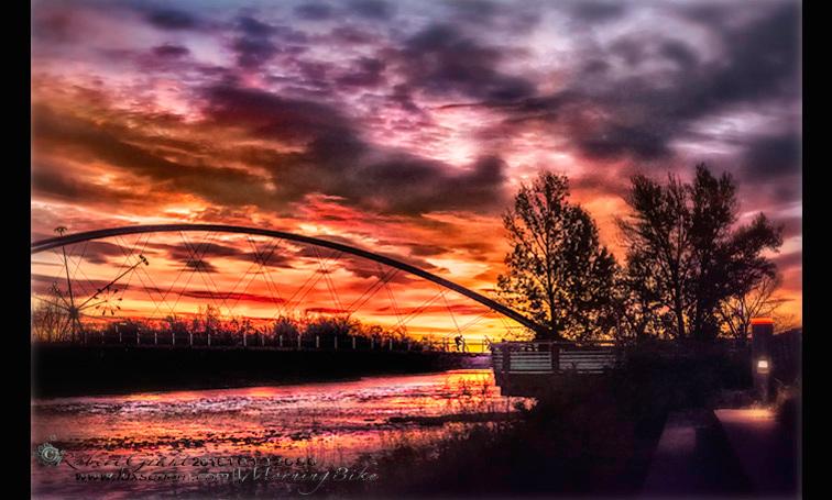 Sunrise Bike -