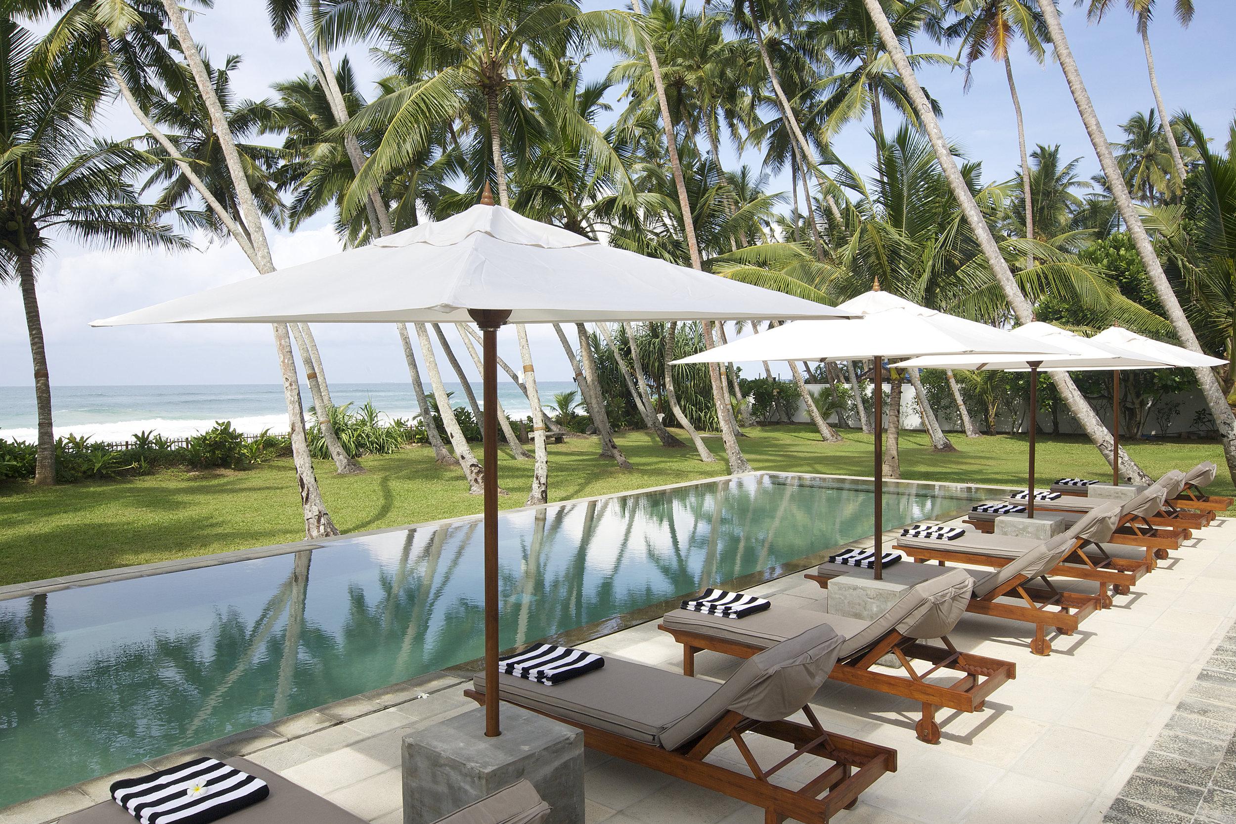 Best Beach Villas In Sri Lanka Luxury