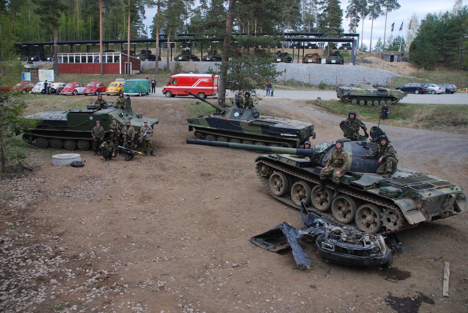 toiminta - Panssarikilta levittää panssarialan historiaa, tietoutta ja toimintaa.