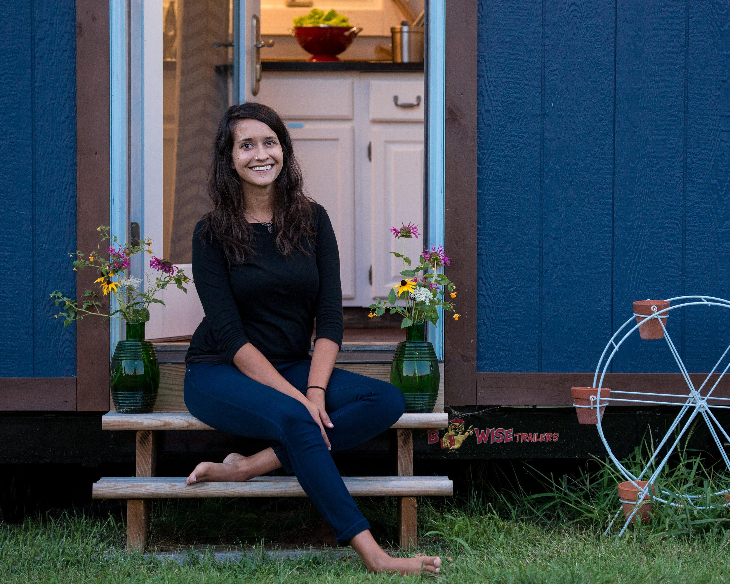 Chrissy Bellmyer  director of logistics + Yestermorrow outreach + enrollment director