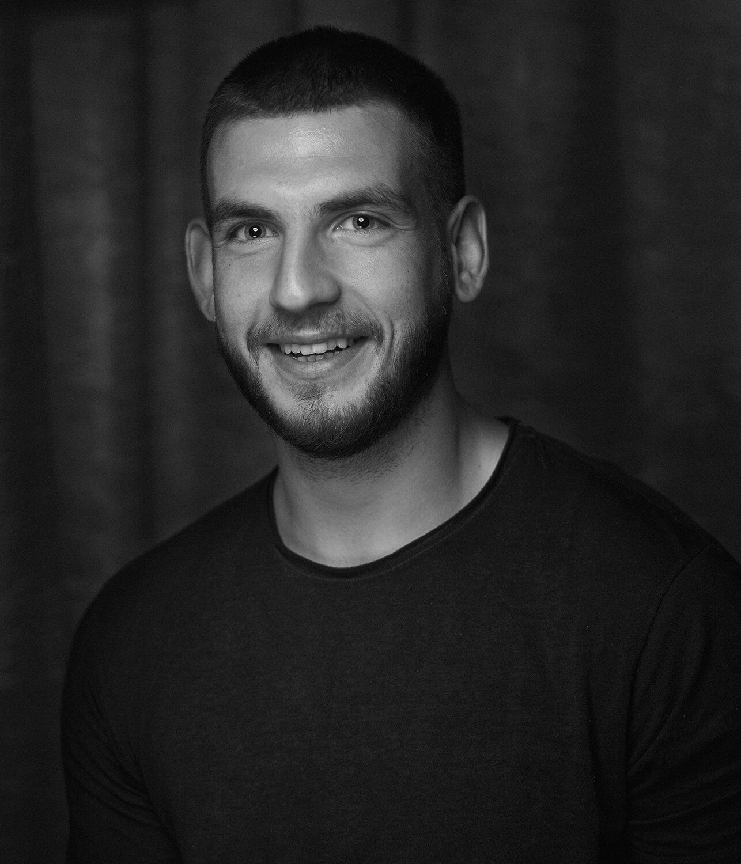 Zdravko Petkov - Lead Videographer