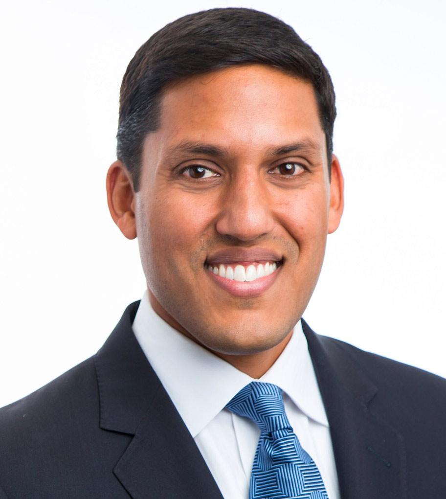 Dr. Rajiv J Shah