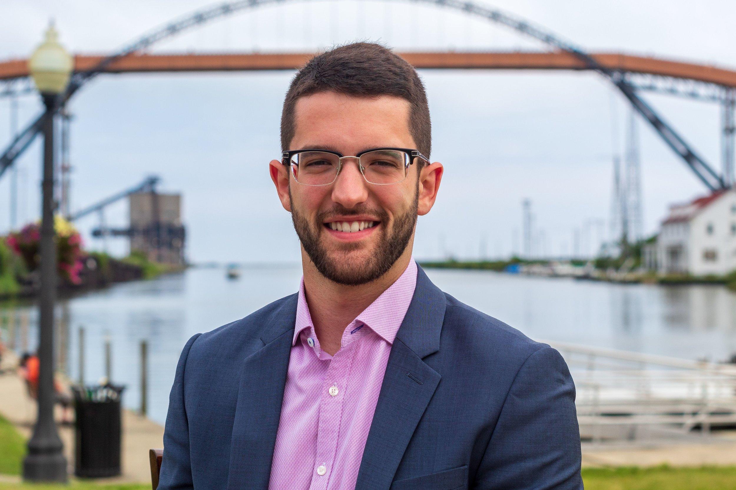 Jacob Bleil  Account Executive