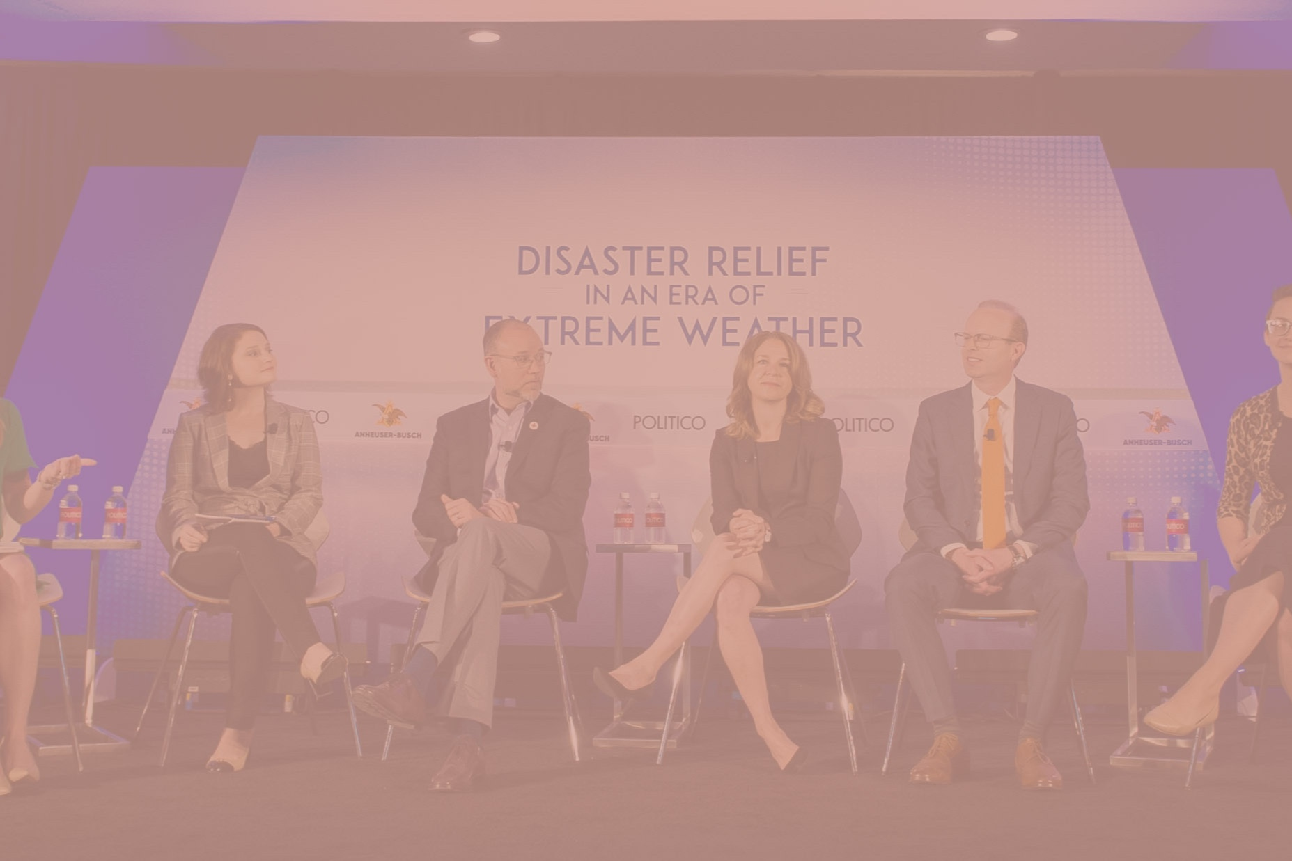 Disaster Relief in an Era of Extreme Weather -