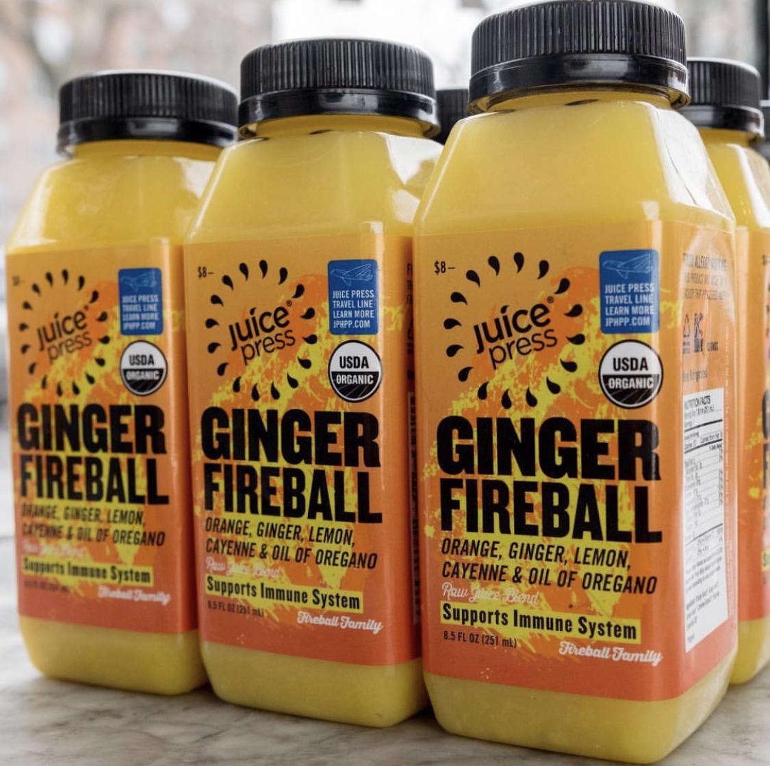 Ginger Fireball