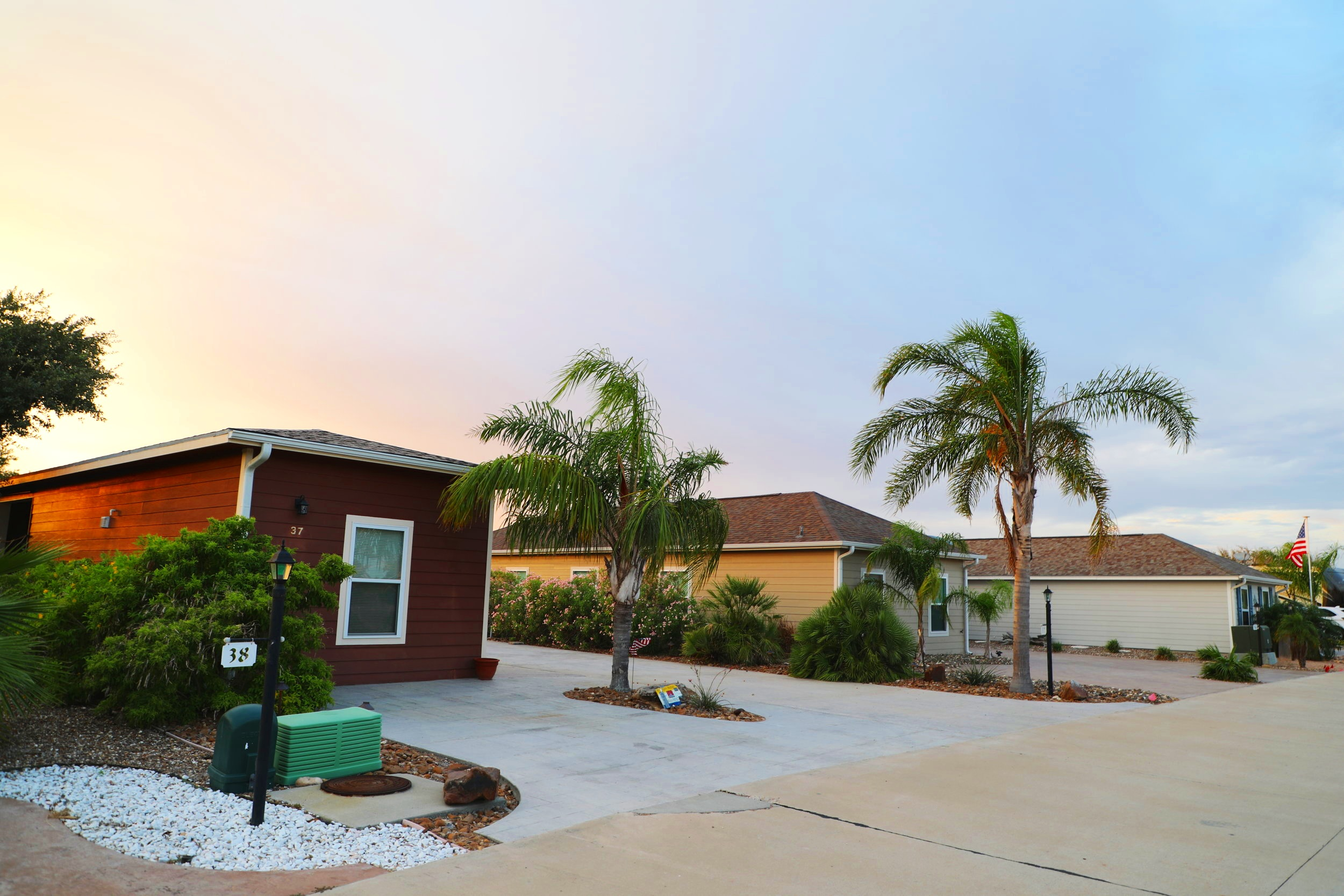 Amenities Include: - Deeded Lots in a gated RV communityLot sizes average 4,000 - 5,000 square feetConcrete RoadsCovenantsincludeLot Owner's AssociationCity water andsewer, electric, phone and cable availableProperty Management available