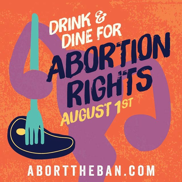 We're sure you've heard that there's legislation in the works that seriously threatens a womxn's right to control her own body and reproductive choices . If you think that's pretty messed up, well so do we. Come drink and dine with us on August 1, 2019, and make a statement to #aborttheban on reproductive freedoms. Along with other participating restaurants in the Bay Area, you can help us raise our goal of $40,000 for Planned Parenthood.🙌🏽 We'll be creating a cocktail to help raise the much needed funds!!!