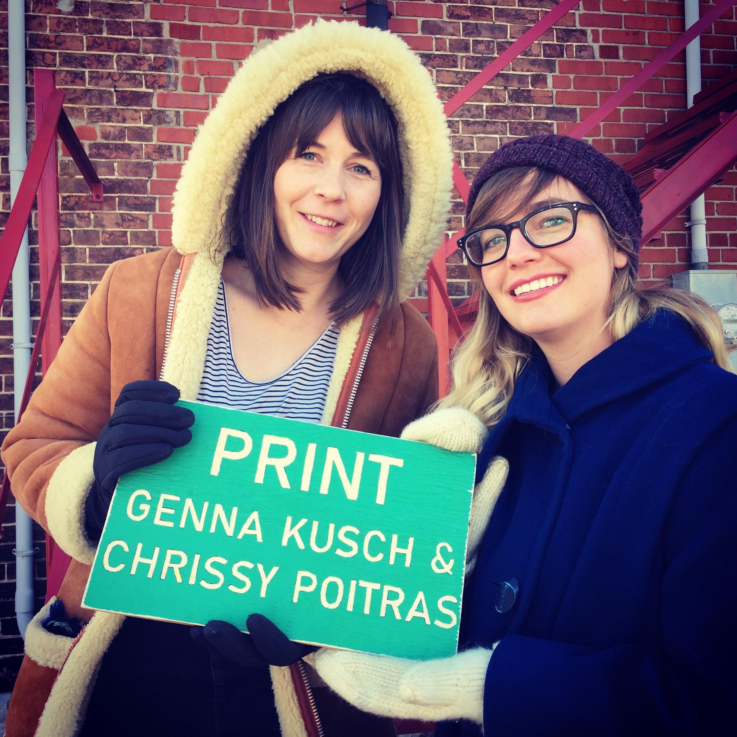 Chrissy and Genna by KDalby.JPG