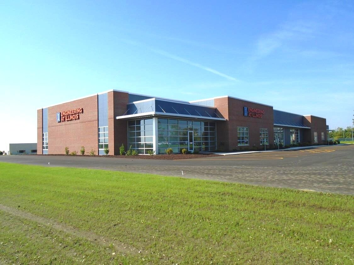 - The TDFC IV Building, completed in August 2017, was designed for flexible space that accommodates office users and is conducive to labs, assembly areas, large equipment and ease of shipping/receiving for deliveries.