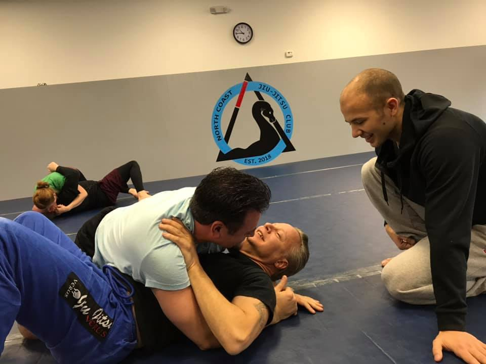 Adult Jiu-Jitsu - Learn the fundamental techniques and concepts that make Brazilian Jiu-Jitsu the most effective Self-Defense martial art in the world. One-on-one attention from professional instructors in a controlled, beginner friendly environment.