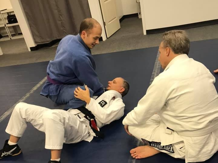 PJ Hido - B.S.B.A. John Carroll UniversityPJ began training in BJJ in 2004. He earned his Purple Belt in February of 2017.PJ's background in wrestling and several years of jiu-jitsu practice and teaching experience make him a knowledgeable and valuable coach and club member.