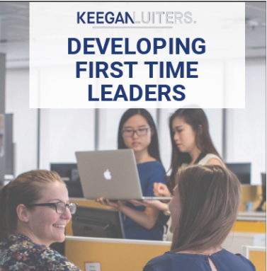 Why and how to develop the largest group of leaders across your organisation -