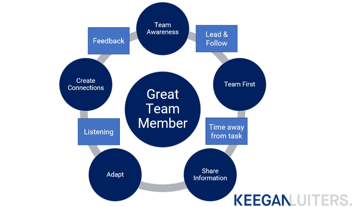Great Team Member Summary - What helps make a good team member?