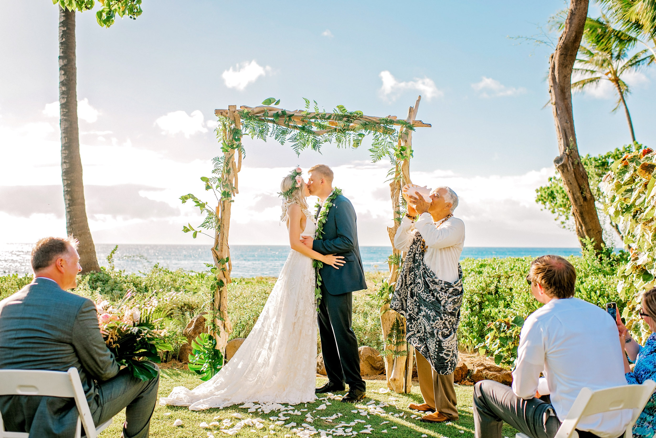 Private Venue Weddings - A ceremony at one of the island's beautiful venues or resorts
