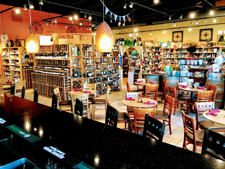Wine Bar & Retail Spaces
