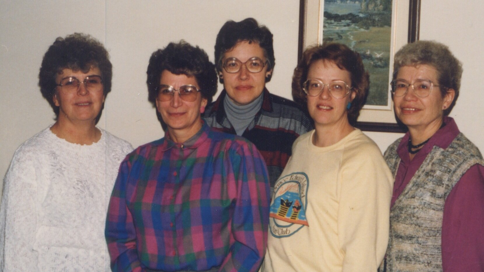Womens Ministry History - Where the BGC Women's Ministry all started