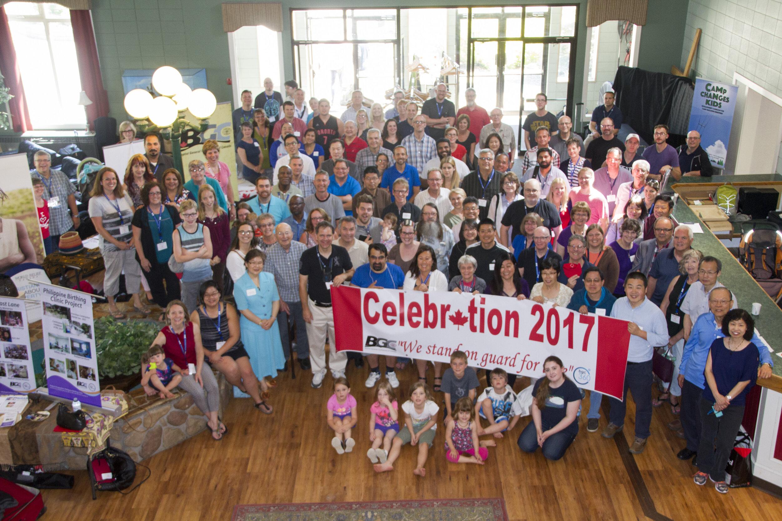 Celebration 2017