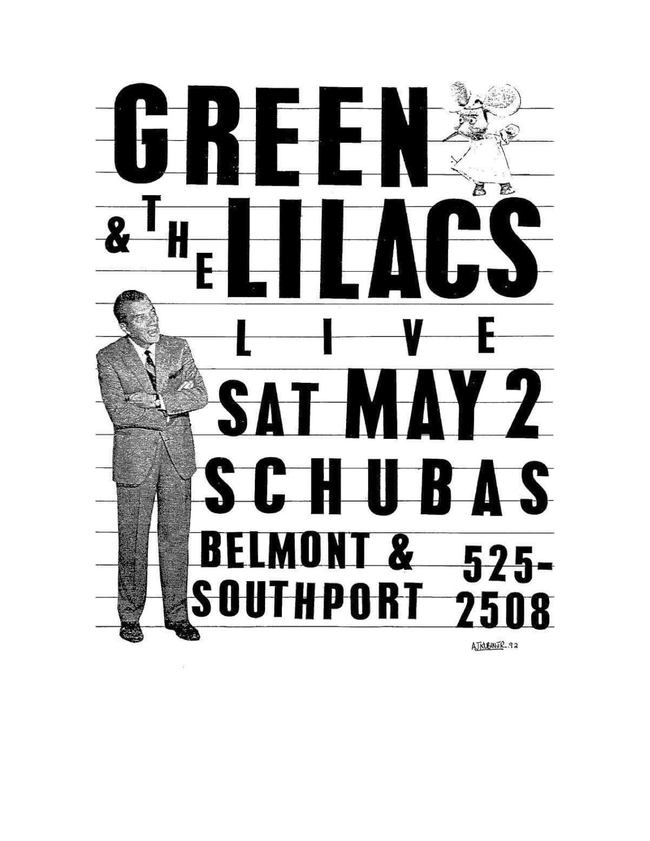 The Lilacs Poster 23 (Green Schuba's).jpg