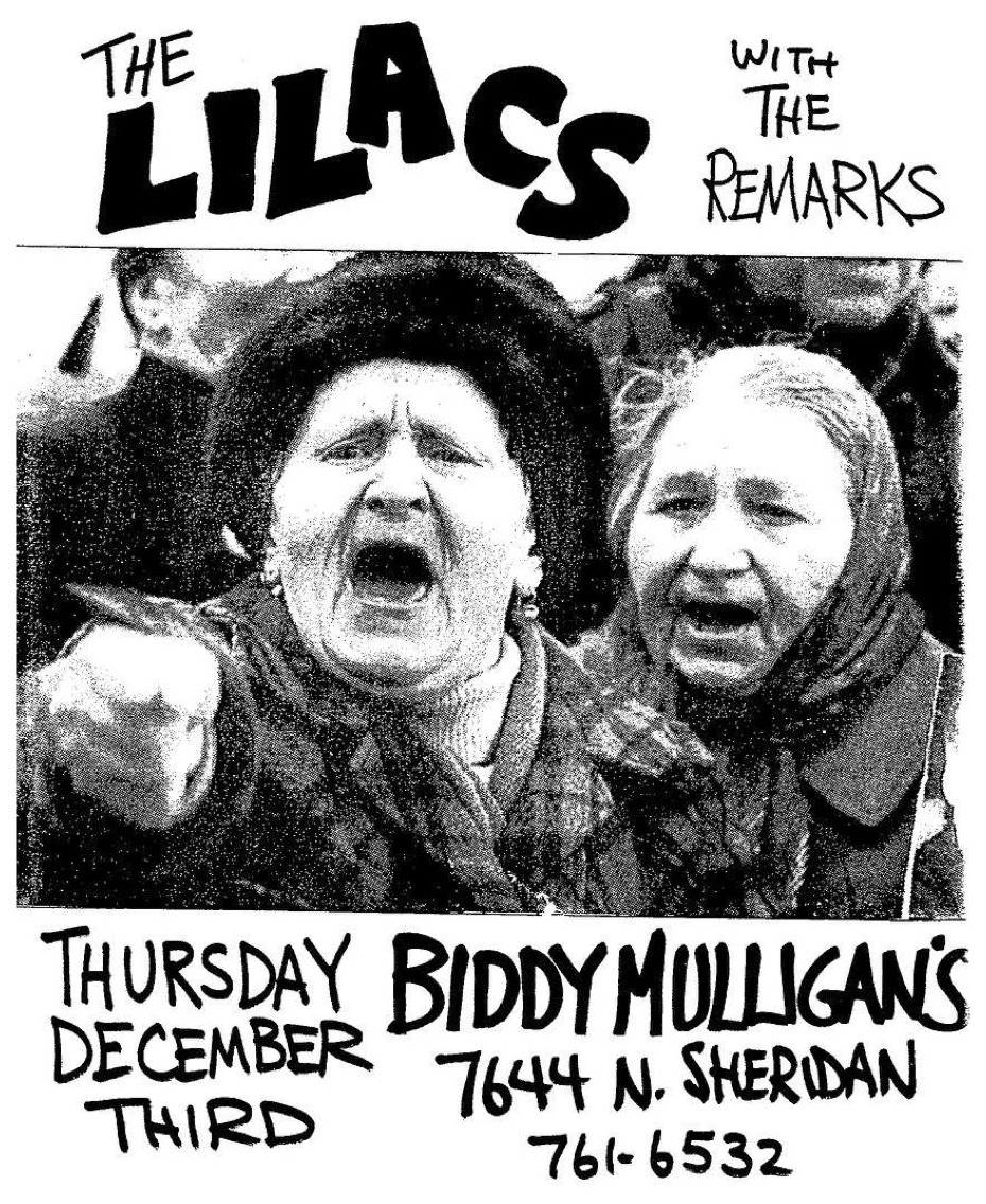 The Lilacs Poster 39 (Remarks at Biddy's).jpg