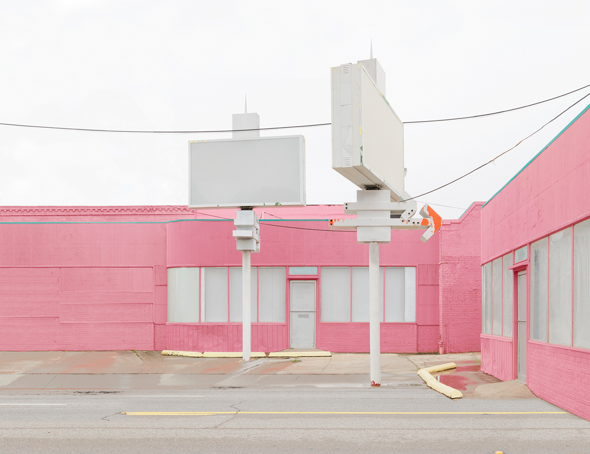 This Place , 23 x 30 inches, archival pigment print, 2015