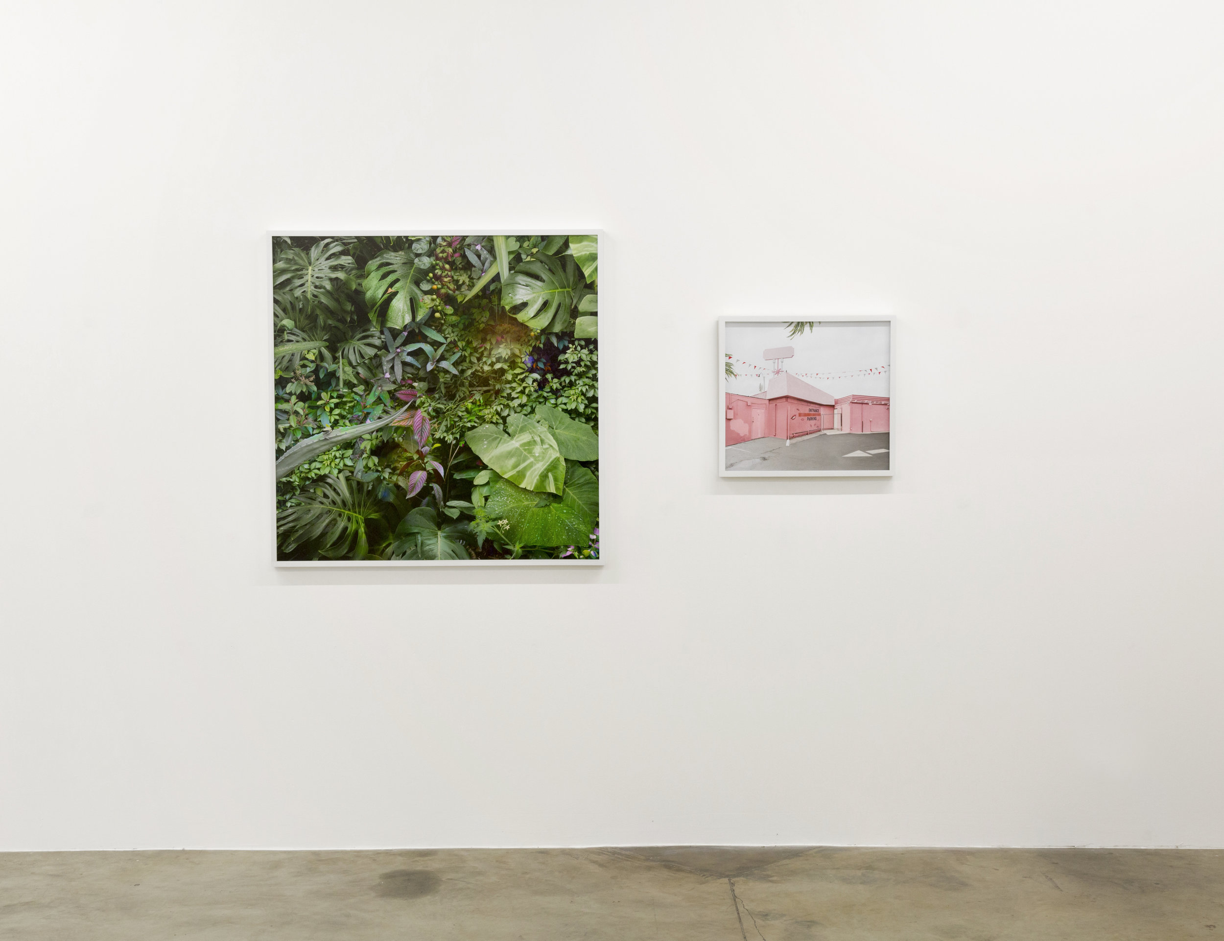 Installation View,  This Place  exhibition at the Liliana Bloch Gallery, Dallas, TX, 2016