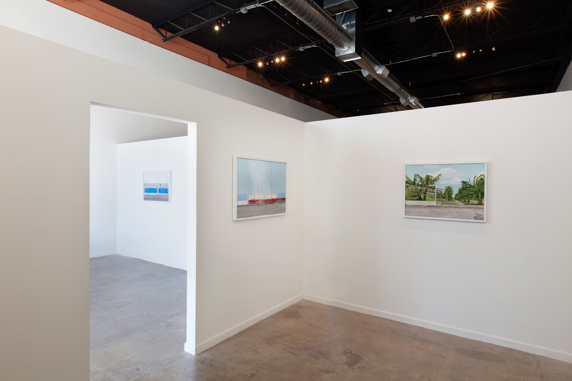 Installation view at the Liliana Bloch Gallery, Dallas, TX, 2014. Image courtesy of Kevin Todora.