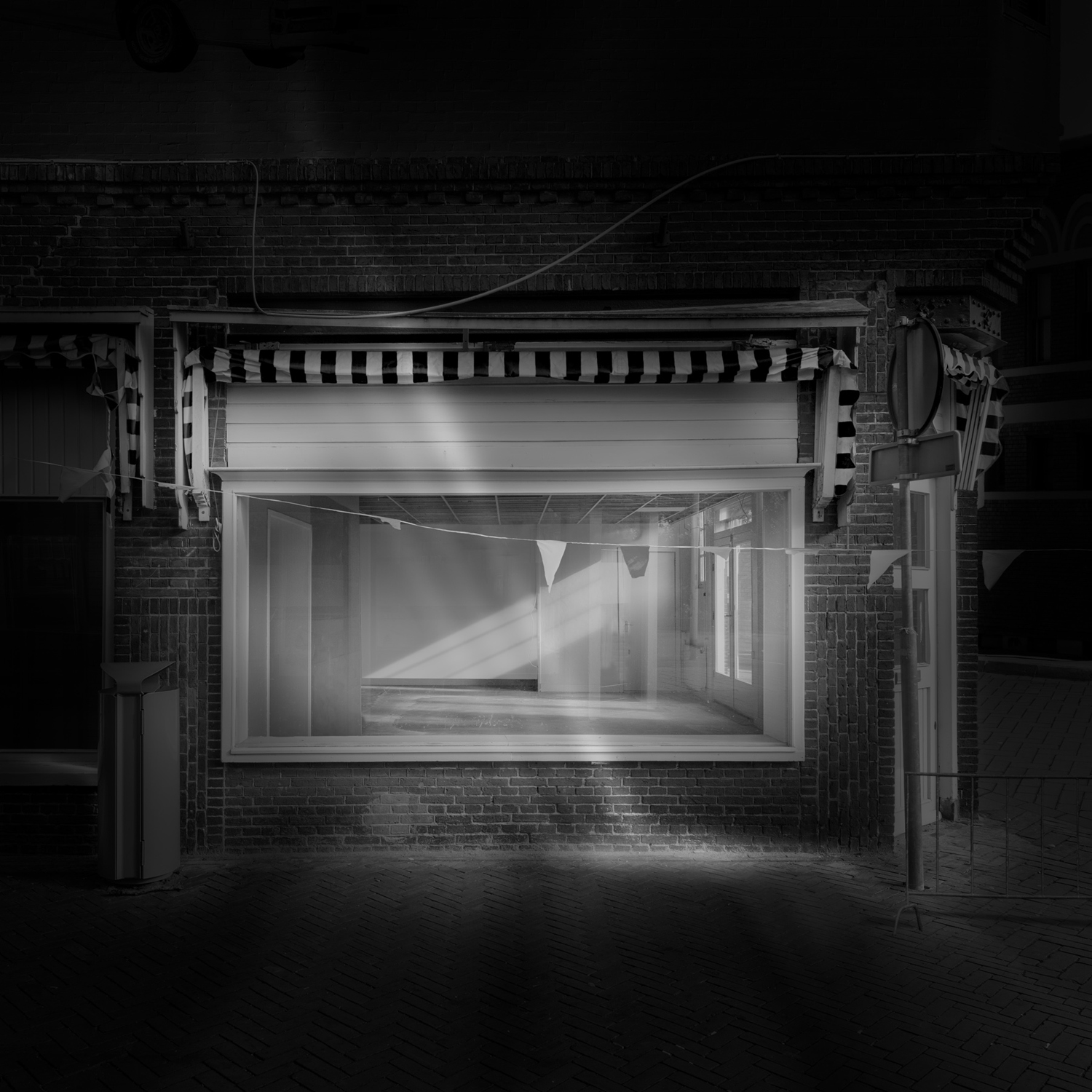 Storefront , 20 x 20 inches, archival pigment print, 2019