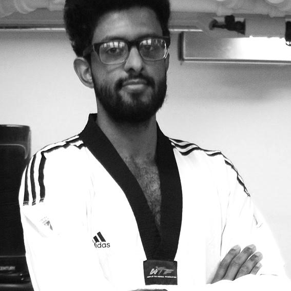 Faiz Hamed  PT Personlig Tränare  Ekonom, Sports manager Lic Taekwondo Domare & Coach STU Ansvarig Ekonomi Tränare Junior, Senior Svart bälte 2 Dan Svensk Mästare kamp  HLR ABC Hjärt & Lungrädning