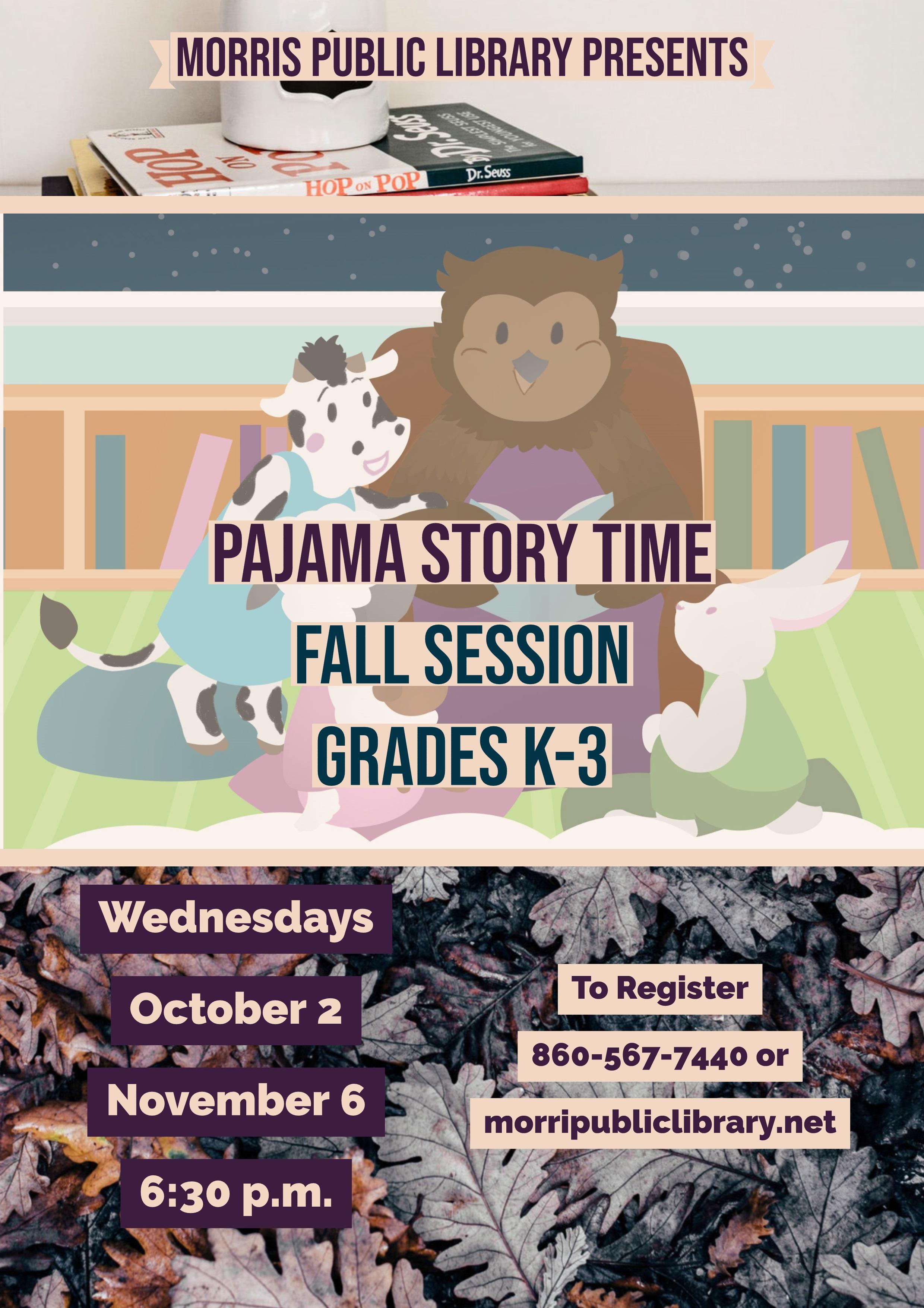 Morris Public Library Pajama Story Time.jpg