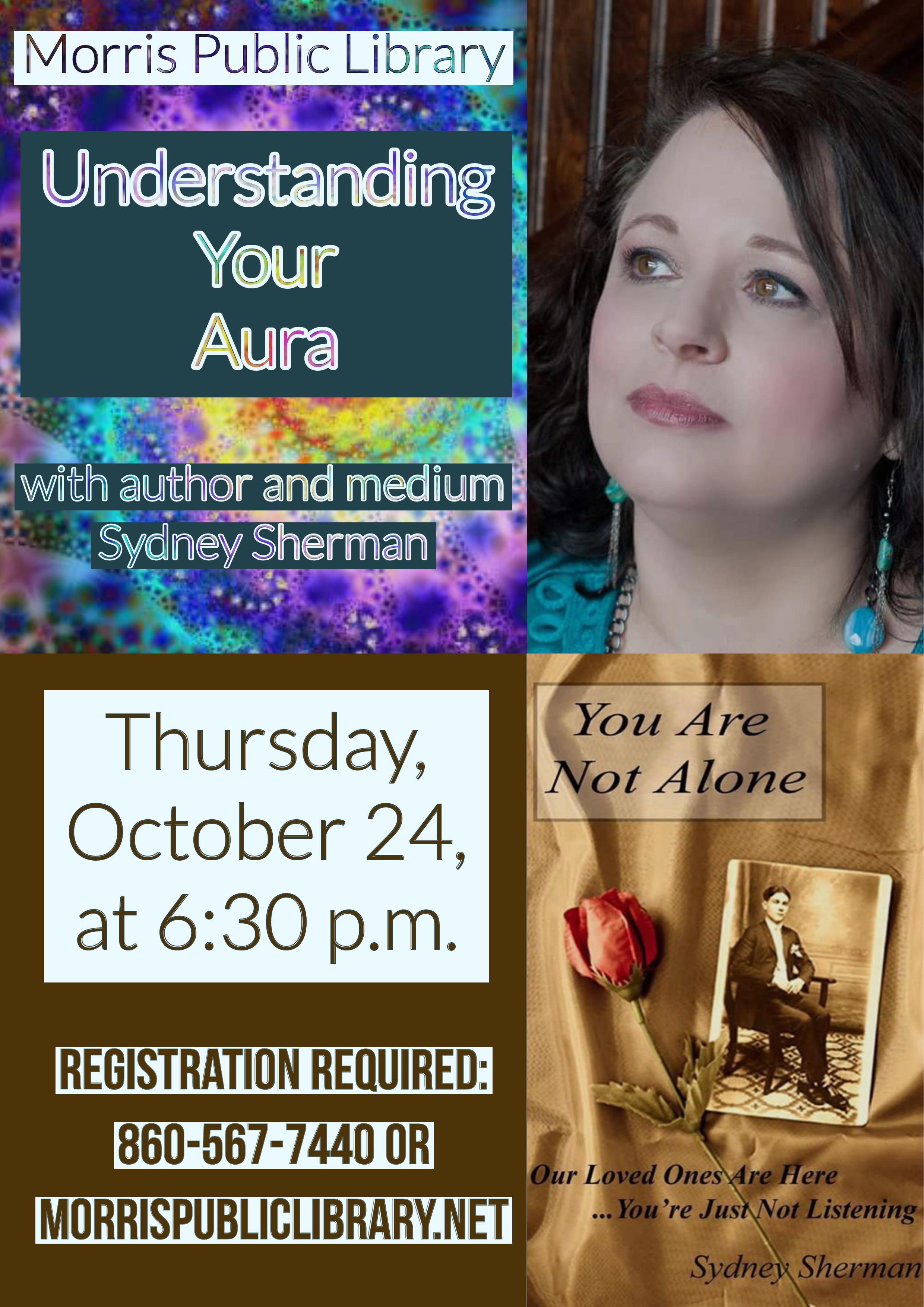 Morris Public Library, Understanding Your Aura.png