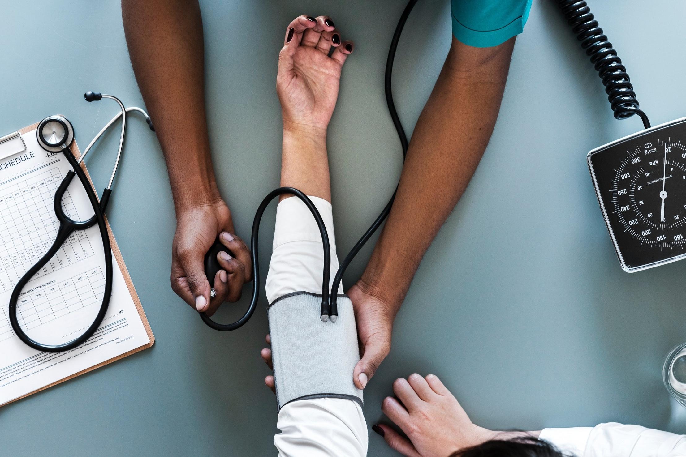Blood Pressure Screenings -