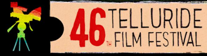 Source:  Telluride Film Festival