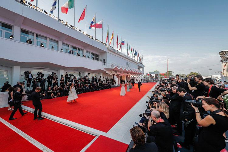 Source:  Venice Film Festival