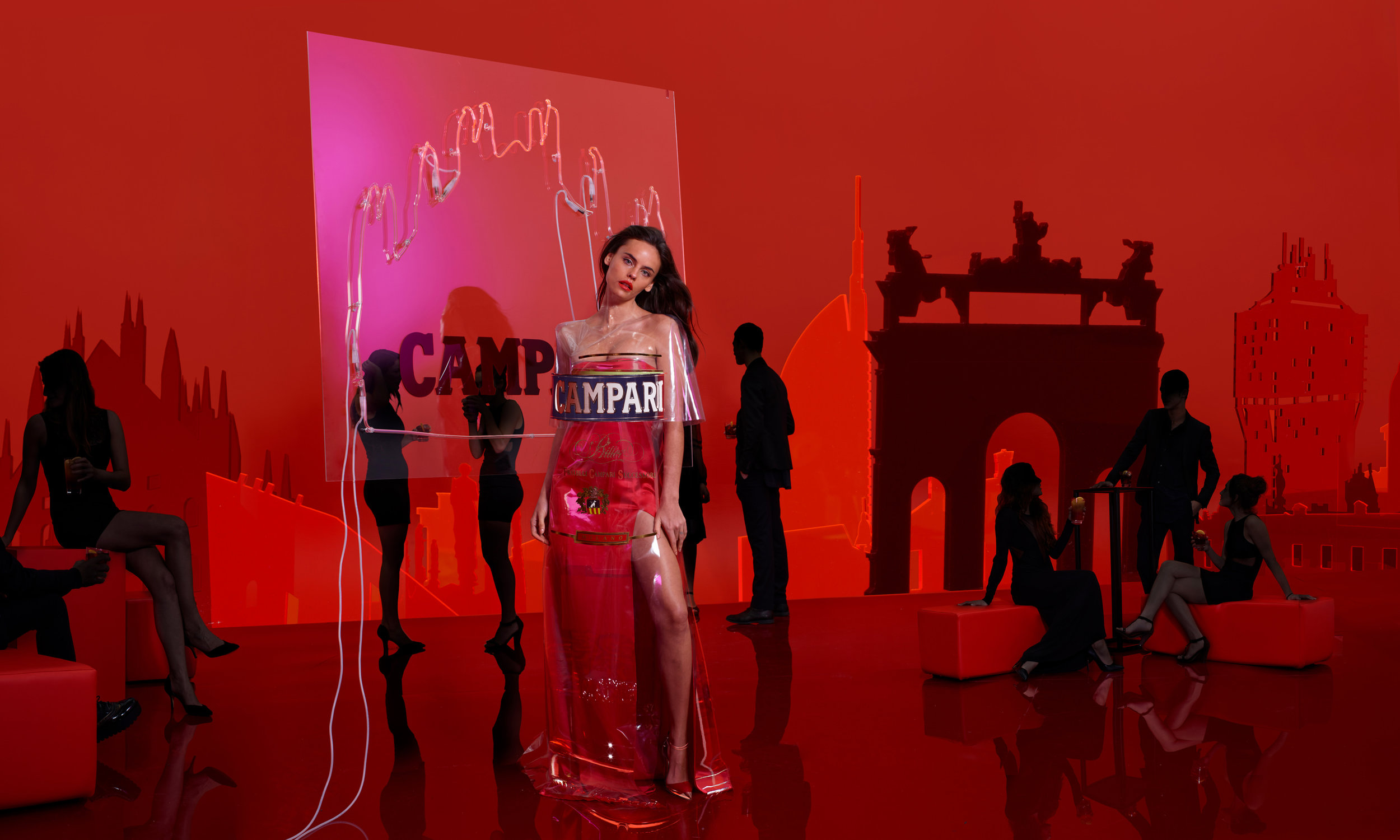 Campari - Campaign for Wold Expo Milan, 2015