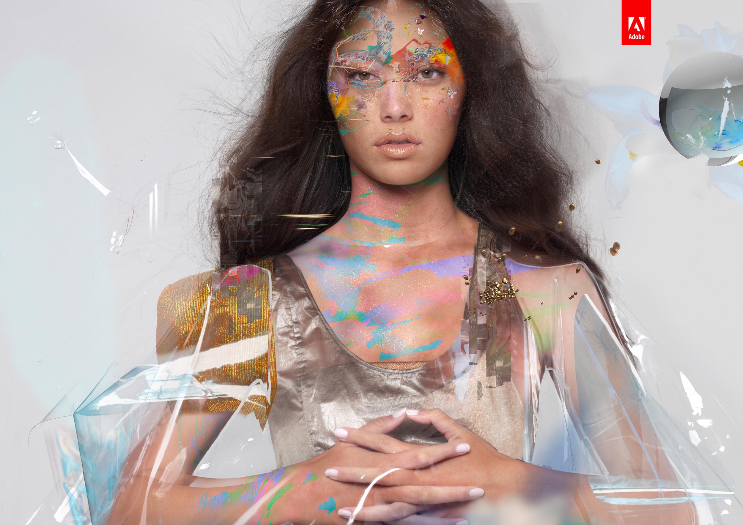 Adobe Creative Suite Identity