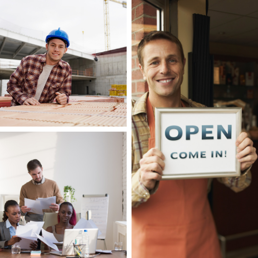 Boost Economic Growth - for small & disadvantaged businesses, local labor and citizen tax relief