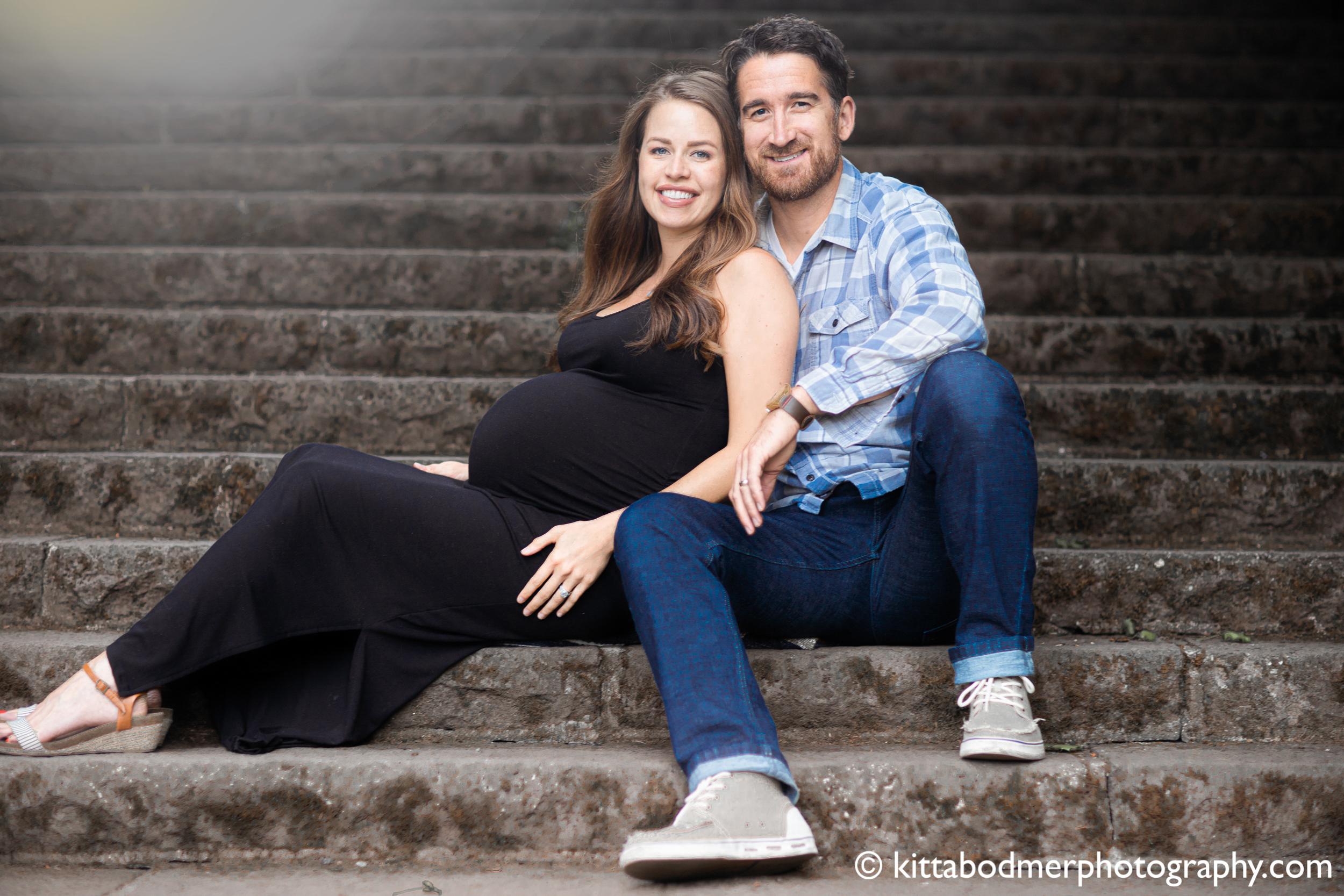 Kitta Bodmer Portland OR Maternity Photographer