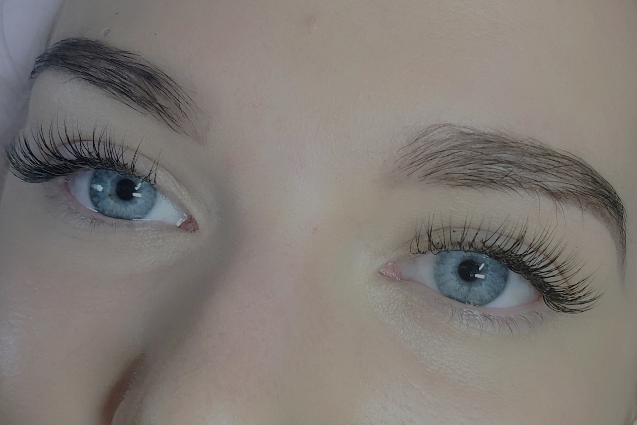 NATURALClassic Lash Extensions - Adding more length and colour to each of your natural lashes with custom eye shape, your natural lashes and personal preference. 149Book Online Now